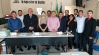 Vereadores de São Julião – PI visitam Câmaras de Alegrete, Alagoinha, Vila Nova, Fronteiras e Pio IX para formar comitê de segurança pública na região