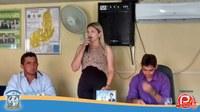 Vereadores de São Julião participam  de Sessão Legislativa em Vila Nova do Piaui